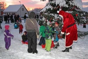 Juletræ 2012