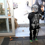 skeletter er også velkomne