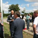 Mon ikke borgmester Morten Andersen og Keld Bordinggaard her får nogle tips til hvordan man tiltrækker frivillig arbejdskraft. :-)