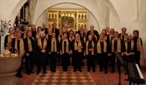 Julekoncert med Hillside Gospel Singers @ Veflinge kirke