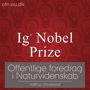 Ig Nobel Prize: first laugh, then think @ skolen i Veflinge